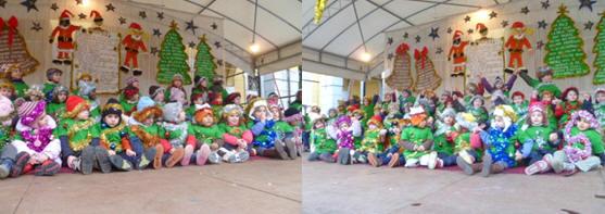 Scuola dell 39 infanzia novi - Addobbi natalizi per finestre scuola infanzia ...